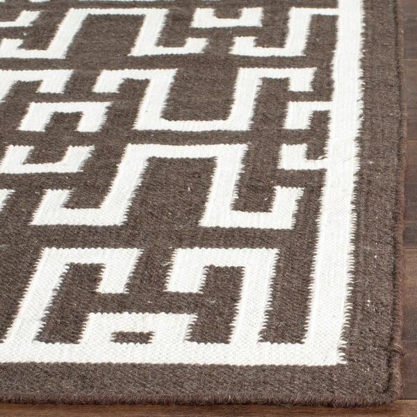 Dywan wełniany Safavieh Safi, 152x243 cm