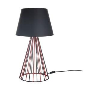 Lampa stołowa Wiry Red/Black