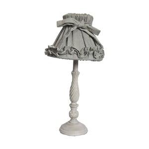 Lampa stołowa Antic Line Romance Grey, 42 cm