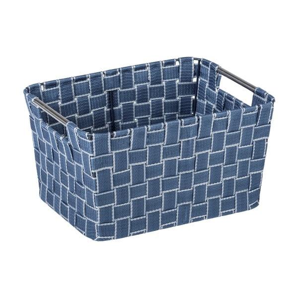 Duży niebieski koszyk Wenko Fedra