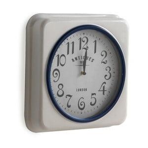 Biały zegar ścienny Geese London
