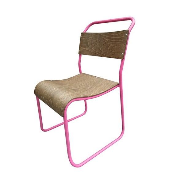 Krzesło Chelsea Pink
