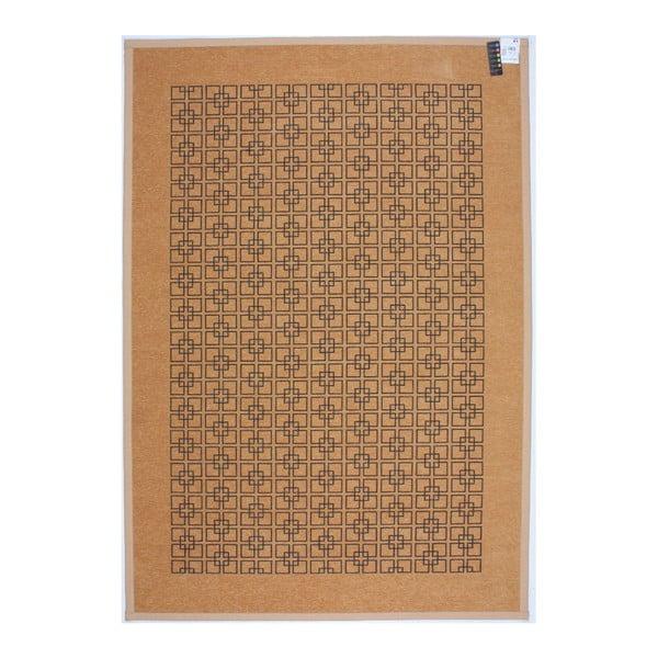 Dywan NW Gold, 80x250 cm