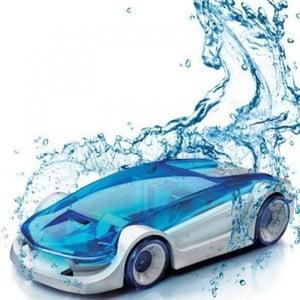 Autko napędzane na wodę
