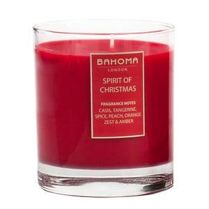 Świeczka   zapachowa Bahoma Noel, zapach Świąteczny nastrój, 75 godzin