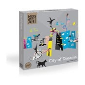 Papierowe miasteczko Mon Petit Art City of Dreams