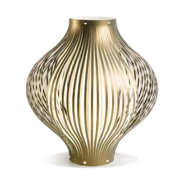 Lampa stołowa Luna, złota