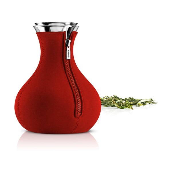 Czerwony dzbanek do herbaty Eva Solo Neopren, 1l