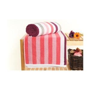 Zestaw 2 ręczników Peggy Melon, 70x140 cm