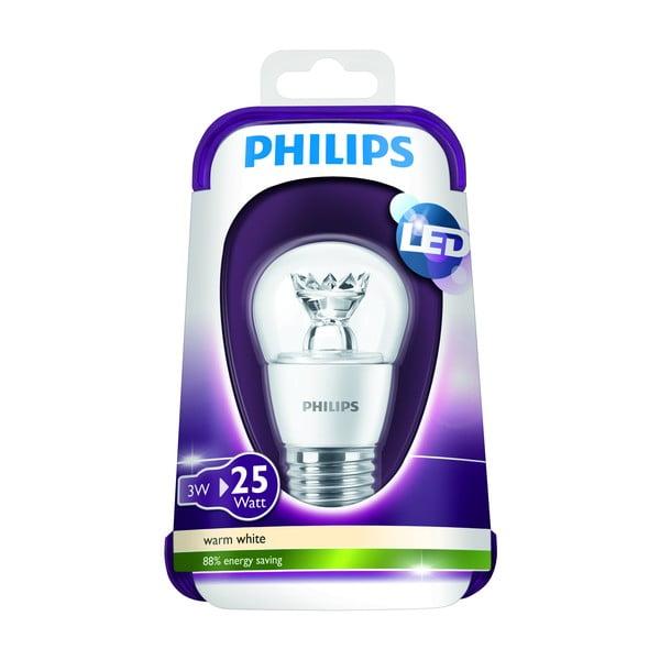 Żarówka Philips 3W (25W) E27, Warm White