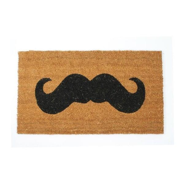 Wycieraczka Moustache, 40x70 cm