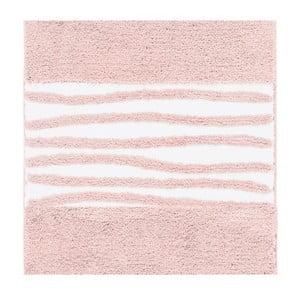 Dywanik łazienkowy Morgan Blush, 60x60 cm
