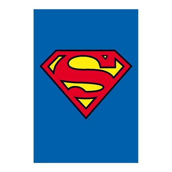 Tapeta wielkoformatowa Superman, 158x232 cm