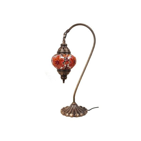 Szklana lampa Fishing XII, 13 cm