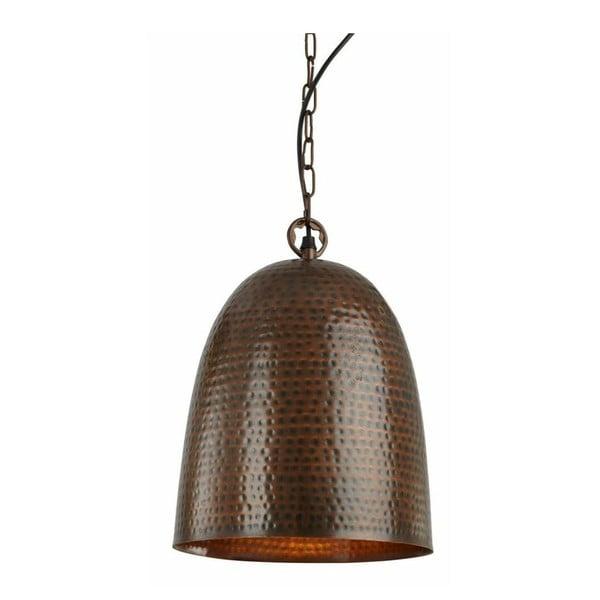 Lampa wisząca Bronze Bell, brązowa