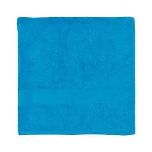 Niebieski ręcznik frotte Walra Frottier, 90x170cm