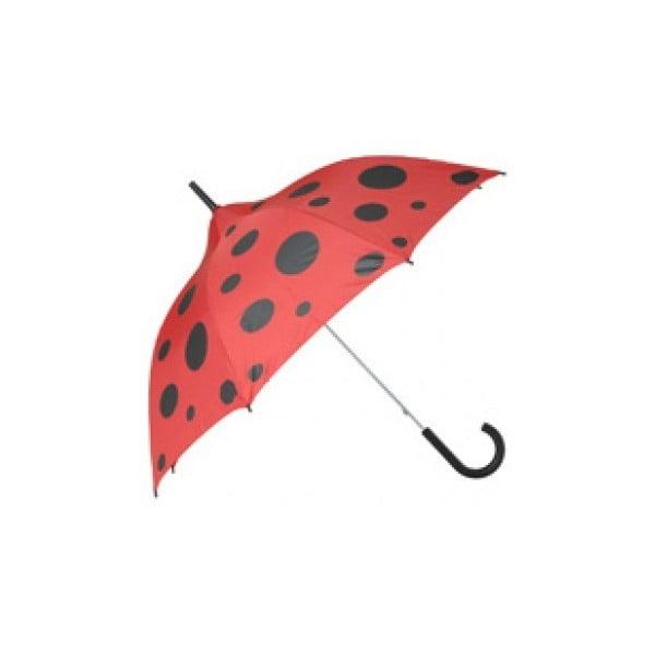 Parasolka dziecięca Ladies Ladybug, red/black