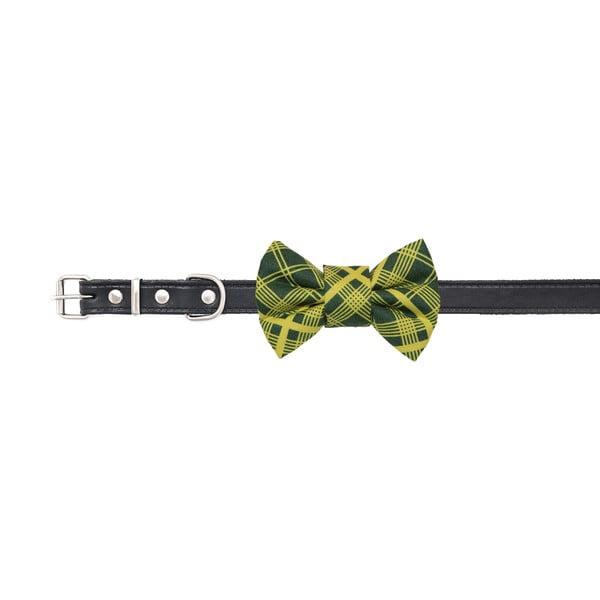 Mucha dla psa Funky Dog Bow Ties, roz. M, w zieloną kratkę