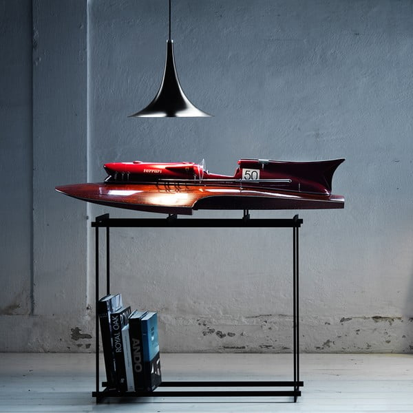 Lampa wisząca Trion 45 Black