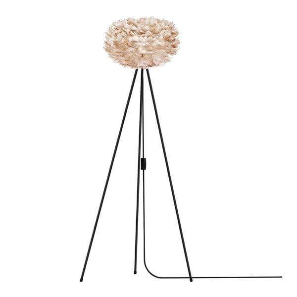 Kremowa lampa z gęsich piór VITA Copenhagen EOS, Ø45cm