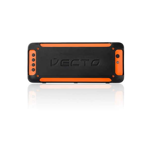 Wodoodporny głośnik sportowy i ładowarka Vecto VXS