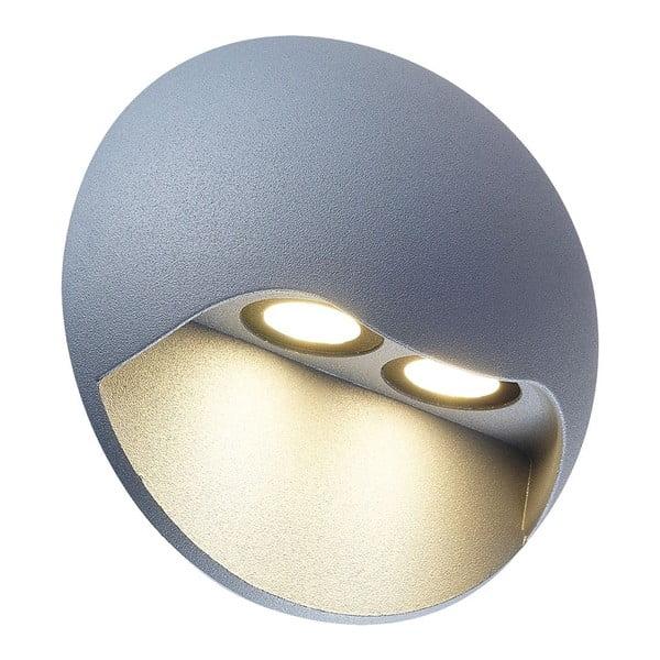 Kinkiet ogrodowy Silver Light