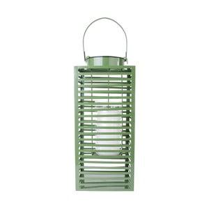 Zielony lampion Esschert Design Garden
