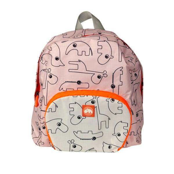 Plecak Deer, różowy