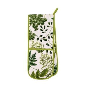 Podwójna bawełniana rękawica kuchenna Ulster Weavers Foliage