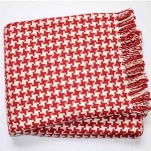 Koc Pearls Red, 140x180 cm