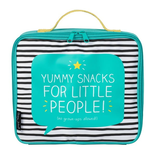 Torba na drugie śniadanie Happy Jackson Yummy Snacks