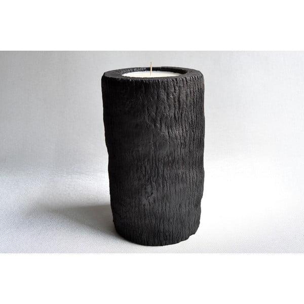 Palmowa świeczka Burned o zapachu lilii wodnej, 60 godz.