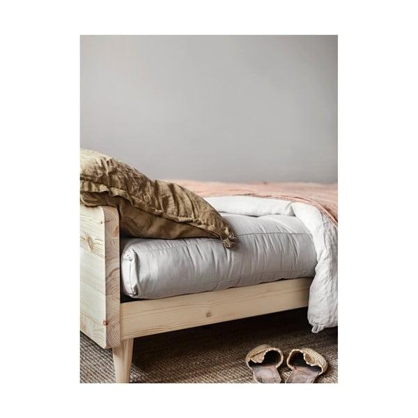 Sofa rozkładana Karup Design Indie Natural/Grey