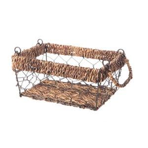 Wiklinowy koszyk Wicker, 23 cm