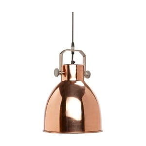 Lampa wisząca w miedzianej barwie Hübsch Heriette