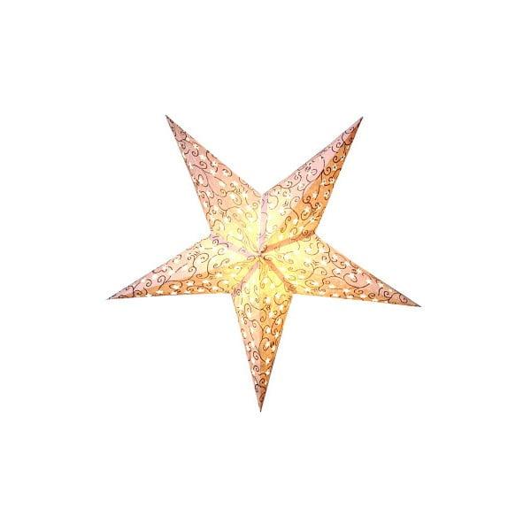 Wisząca   ozdoba świetlna, gwiazda Best Season Five Snow Silver