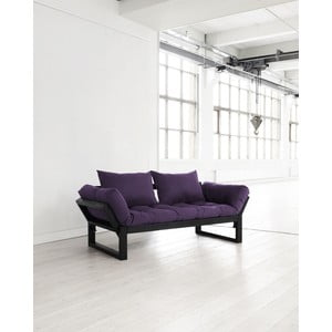 Sofa Karup Edge Black/Purple
