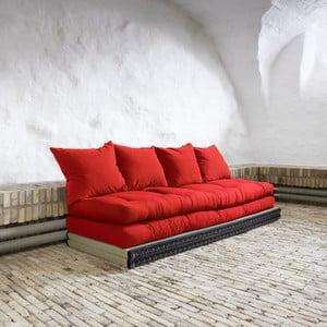 Sofa wielofunkcyjna Karup Chico Red