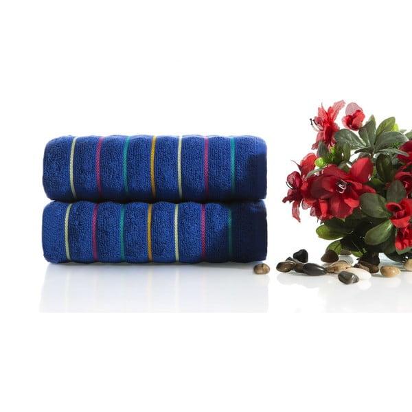 Zestaw 2 ręczników Rosy V3, 50x90 cm