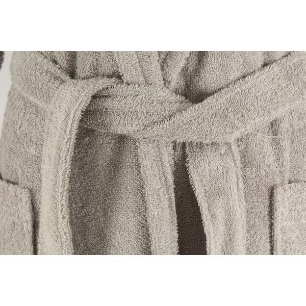Szlafrok męski U.S. Polo Assn. Minot Grey L
