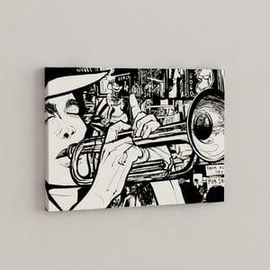 Obraz Muzyka leczy, 50x70 cm