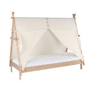 Łóżko dziecięce z drewna sosnowego BLN Kids Apache, 200x90 cm