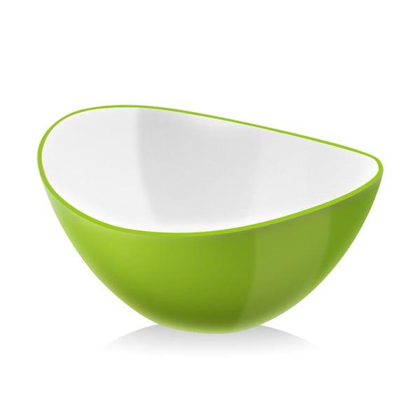 Zielona miseczka Vialli Design Livio, 25 cm