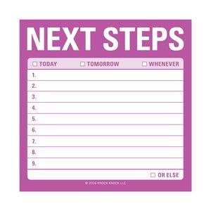 Naklejki Next Steps