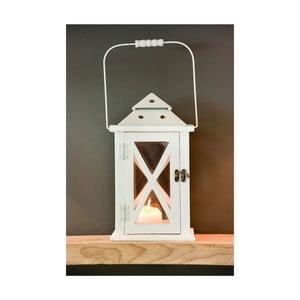 Lampion Lodge, biały