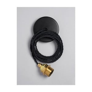 Kabel Brass Raven Black