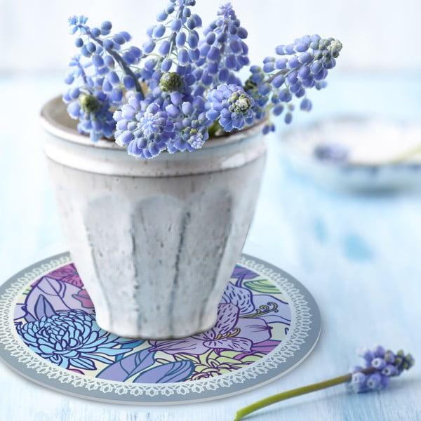 Zestaw 2 mat stołowych Lavender