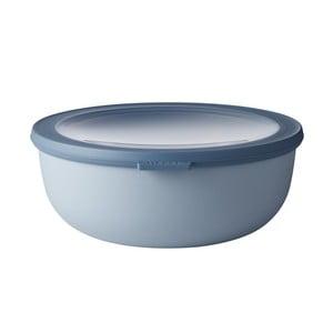 Niebieski pojemnik Rosti Mepal Circula,2,25l