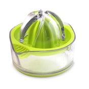 Zielona ręczna wyciskarka do cytrusów Vialli Design Livio