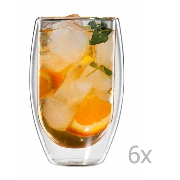 Zestaw 6   szklanek na herbatę bloomix Tetouan